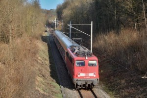 110 508-9 bei Kirchberg an der Murr