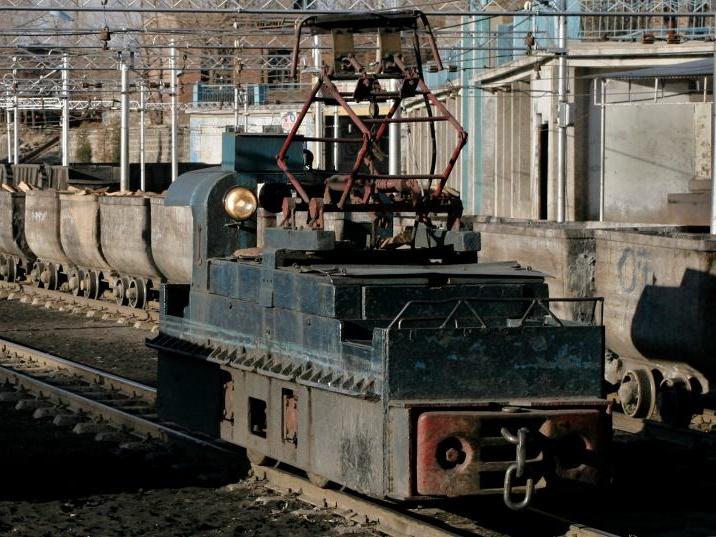 Die schmalspurige Bergwerksbahn von Fengshuigouzhen