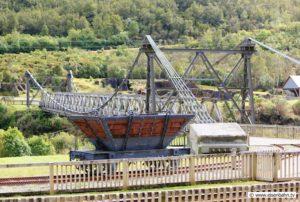 An der Ortschaft Brunner wurde 1864 die erste Kohle gefunden.