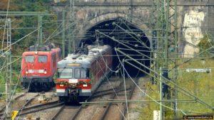 Abschied S-Bahn Stuttgart Baureihe 420
