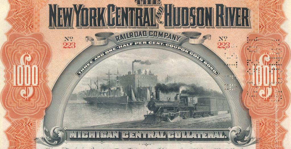 898 New York Central and Hudson River Railway Compan