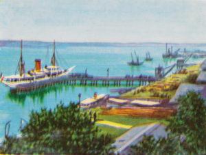 Hafen Duala Kamerun