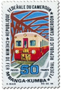 Briefmarke Kamerun Mbaga - Kumba