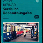 Kursbuch Winter r 1979 1980